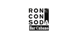 Logo: Ron Con Soda